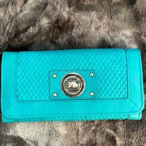 Other - New teal wallet (never used)